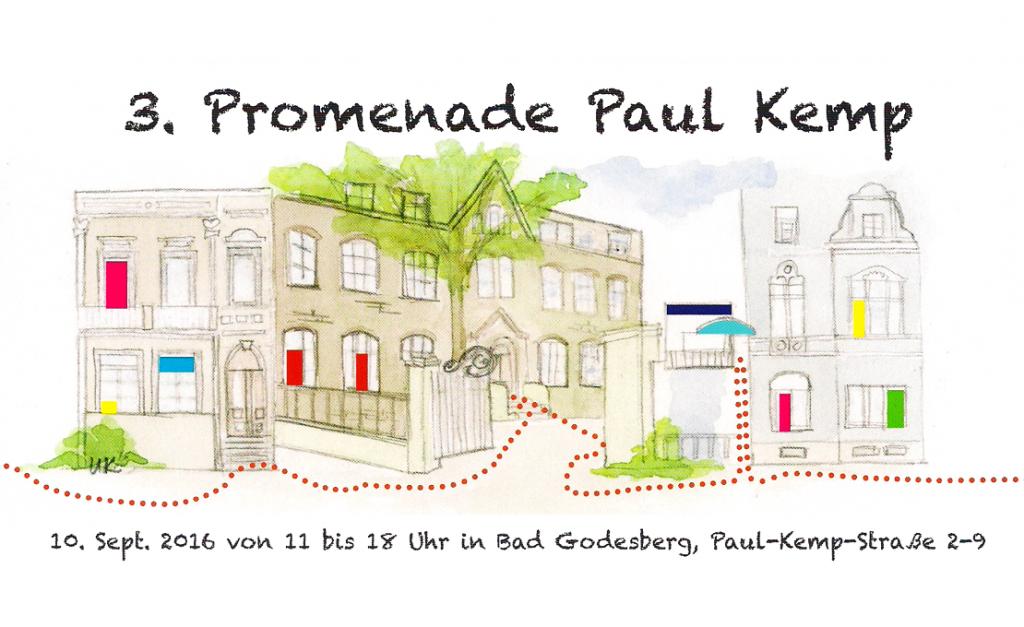 3. Promenade Paul Kemp