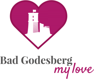 Bad Godesberg my love Logo